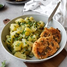 Zeller, Potato Salad, Cauliflower, Potatoes, Vegan, Vegetables, Ethnic Recipes, Food, Ms