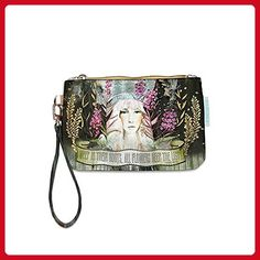 Papaya Art Snowy Spruce Roots Wristlet Wallet. - Wallets (*Amazon Partner-Link)