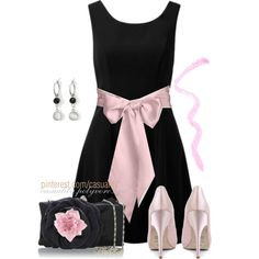 """""""Little Black Dress II"""" by casuality on Polyvore"""