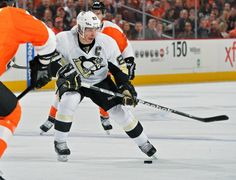 Sidney Crosby March 7 2013 Pittsburgh Penguins vs Philadelphia Flyers
