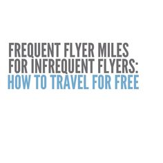 how to travel for free!  #travel #frugal #free #budgettravel