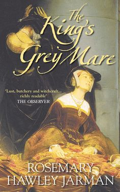 "The King's Grey Mare  by Rosemary Hawley Jarman. Elizabeth Woodville is the main character. Pretty good historical which avoids the question of witchery, strange cause the author wrote a terrifying short story on the same Melusine-Woodville connection. Read that in""Warrior Enchantresses"" . Cover look familiar? Detail from Delaroche's ""Execution of Lady Jane Grey"". Relevant because action occurs at Bradgate, where LJG was born."