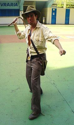indiana jones costume  sc 1 st  Pinterest & Indiana Jones Costume | Costumes for adults and teens (nothing ...