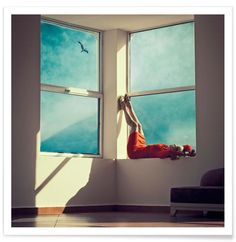 Amanti Art room with a view by Ambra Canvas Framed Art - Black Canvas Frame, Canvas Wall Art, Wall Art Prints, Canvas Prints, Canvas Size, Big Canvas, Buy Prints, Framed Prints, Canvas Art