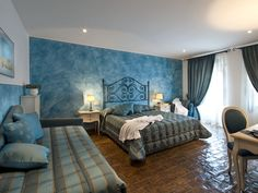 Country hotel Umbria Todi Umbria suite