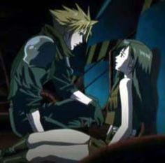 Week 7 - Final Fantasy VII - Sequel Sat - Last Order: Final Fantasy VII (She got her hero to come rescue her!)