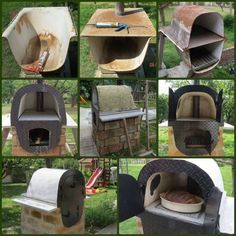 From old tub to outdoor oven. From old tub to outdoor oven. From old tub to outdoor oven. From old tub to outdoor oven. Pizza Oven For Sale, Build A Pizza Oven, Pizza Oven Kits, Pizza Oven Outdoor, Outdoor Cooking, Brick Oven Outdoor, Pizza Ovens, Design Grill, Parrilla Exterior