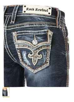 8617adc8884cf6 Rock Revival Rj6000b2 Tibbie B2 Boot Cut Women's Jeans 29 for sale online |  eBay