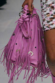 Blumarine; I think I like this bag