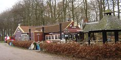 Gezellige plek, midden in het bos. www.t-panneland.nl/