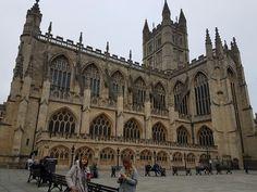 Bath Uk, Notre Dame, Barcelona Cathedral, Building, Travel, Viajes, Buildings, Destinations, Traveling