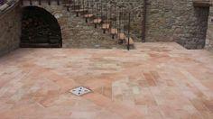 Lavaggio pavimento in cotto carteggito #brick #flooring #terracotta #handmade