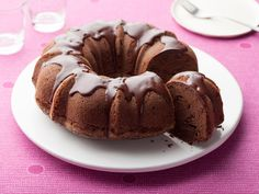 Chocolate Pound Cake Recipe : Food Network Kitchens : Food Network - FoodNetwork.com