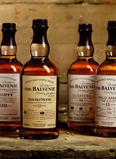 Balvenie - The single malt that got me hooked on single malt