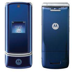NIEBIESKA MOTOROLA KRZR K1 Z KLAPKĄ 2MPX   Telefony z klapką   Tytuł sklepu zmienisz w dziale MODERACJA \ SEO