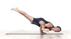 Eka Pada Koundinyasana II (www. Asana, Gym Equipment, Poses, Yoga, In This Moment, Figure Poses, Workout Equipment, Exercise Equipment, Yoga Sayings
