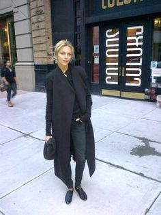 The Coat// Fall & Winter Fashion loved by Silk&Grey