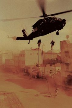 Specialist Mike Kurth of 'Black Hawk Down' and the Battle of Mogadishu