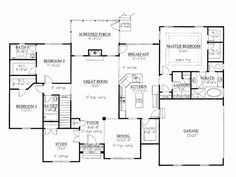 3BR with study