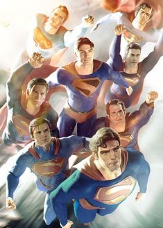 The Man of Steel. The Last Son of Krypton. A place to discuss Superman and all things Superman related. Arte Do Superman, Superman Movies, Superman Family, Batman And Superman, Superman Actors, Arte Dc Comics, Dc Comics Superheroes, Christopher Reeve, Batwoman