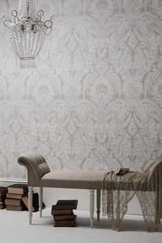 paredes hogar papel pintado moderno papel pintado del damasco wallpaper dormitorio ideas wallpaper cole e hijo modelos del damasco damascos