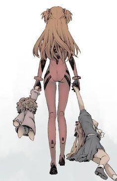 """""""Weight"""" So true...poor Asuka...:("""