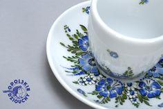 #filiżanka #cup #hanmade #ornaments #flowers #coffee #tea #handpainted #folk