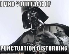 """Dave Prowse In the past 30 years, few phrases have become as iconic and legendary as the booming voice of Darth Vader declaring, """"Luke, I am your father."""" It's a proclamation that will be remembered for many more generations to come. Star Wars Classroom, Classroom Humor, Classroom Quotes, Classroom Posters, English Teacher Humor, Teacher Humour, Teacher Quotes, Teaching Memes, Teaching Writing"""
