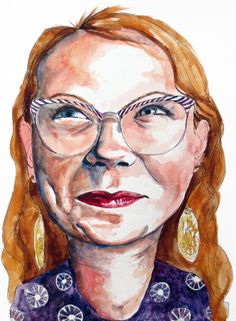 Leah Noble Davidson. Illustration by Allison Bruns. Story by Ross Blanchard