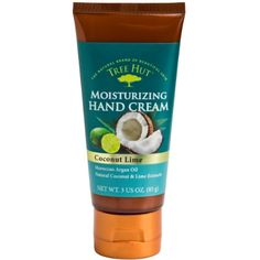 Tree Hut Hand Cream, Coconut Lime, 3 Ounce ** Read more reviews of the product by visiting the link on the image. (This is an affiliate link and I receive a commission for the sales)