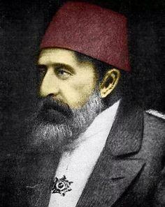 10 Şubat 1918 de Hakka yürüyen 2.Abdulhamit Han'ı rahmetle anıyorum!Ruhu şad,mekanı cennet olsun