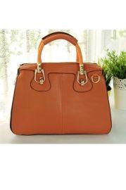Plaited Handle Shoulder Bag - Bags/Purses
