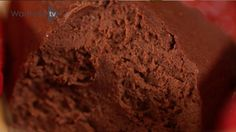 Watch how to make Heston's super-simple chocolate mousse, using just two ingredients.