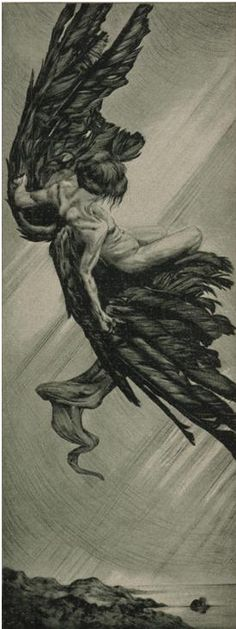 "art of the beautiful-grotesque: Jugend : Various Artists ""Grace only exists to be fallen from."""