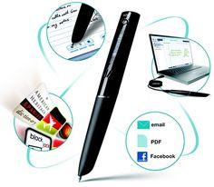 Livescribe Echo Smartpen    Want one?     www.engaging-technologies.com