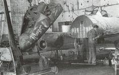 Me262A-1a/U3 at lechfeld