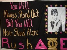 This is totally my chapter's banner... So crazy to randomly find this while browsing pinterest!! Go Deephers!!