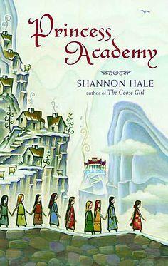 Princess Academy - Book Review