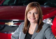 Mary Barra-Appointed first female CEO OF America's largest automotive company GM (General Motors) General Motors, We Run The World, Business Portrait, Automobile Industry, Global Brands, Patriarchy, Long Bob, Powerful Women, Business Women