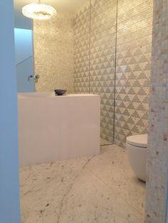 stodoła Pawła i demona - Dzienniki budowy - mozaika DIY Alcove, Bathtub, Bathroom, Diy, Standing Bath, Washroom, Bathtubs, Bricolage, Bath Tube