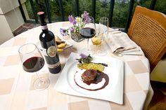 Boutique Hotel Villa Sostaga on Lake Garda Italy Lake Garda Italy, Villa, Restaurant, Dishes, Diner Restaurant, Restaurants, Cutlery, Supper Club, Plates