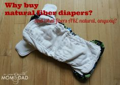 Cloth Diaper Friday :: Natural Fiber Cloth Diapers & Blueberry Diapers Simplex 2.0 Review