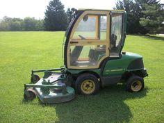 New Listing August 19, 2012 For Sale-John Deere 1445 Diesel Front Cut Lawn Mower 4WD $4,000 Tractors For Sale, Trucks For Sale, Golf Carts, Lawn Mower, Outdoor Power Equipment, August 19, Diesel, Image, Lawn Edger