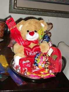Valentine Basket U003c3