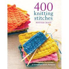 400 Knitting Stitches: