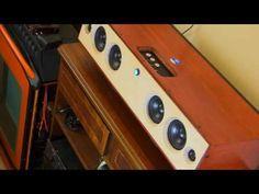 how is made Trigonus diy 2.1ch wireless bluetooth speaker tpa 3116d2 - YouTube