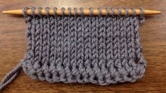This video knitting tutorial will help you learn how to knit the picot cast on. This method of beginning your project uses a decorative edge that is worked sideways and then turned to pick up stitches that are knit from. It's a great way to create a little interest to your mitten, sleeve, and sock cuffs.