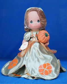 Sophia the First Boo Fall 2014 Doll Precious Moments Disney Princess Signed 4949 #PreciousMoments #VinylDolls