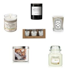 Blog - The New Blacck - Bougies - Automne - Candles - Fall