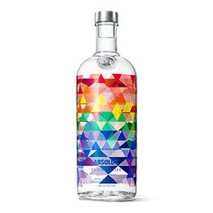 Limited edition Absolut MIX on sale in Pacific TR